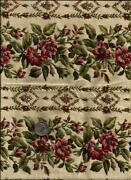 Rose Print Fabric