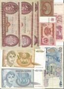 Banknoten Lot