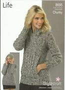 Stylecraft Ladies Knitting Patterns