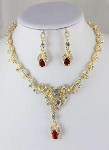 Yellow Gold Jewelry Sets f0507e85c0