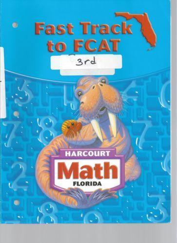 Harcourt Math: Books | eBay