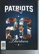 New England Patriots Yearbook