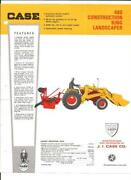Case 480 Tractor