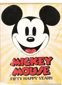 Vintage Mickey Mouse Book
