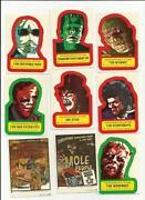 Creature Feature Cards