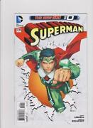 Superman New 52 Lot