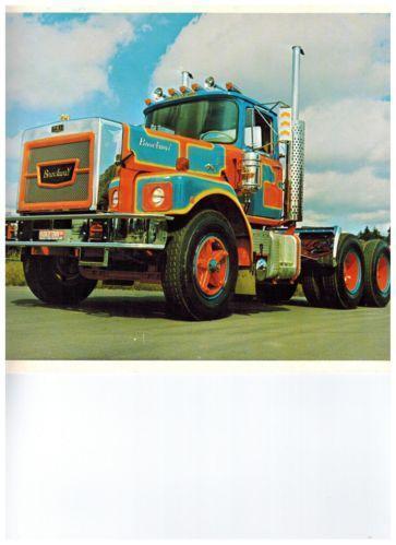 Brockway Truck | eBay