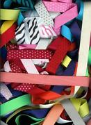 Solid Grosgrain Ribbon 7/8