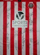 Sheffield Wednesday Signed