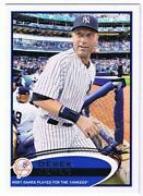 2012 Topps Series 2 Base Set
