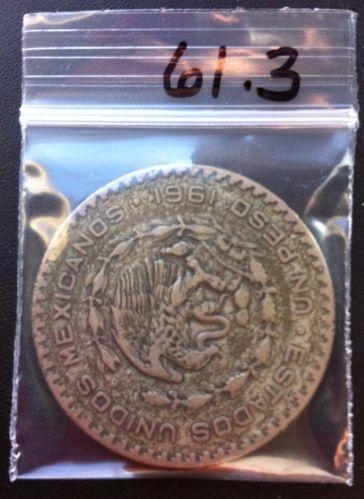 1961 Peso Coins Amp Paper Money Ebay
