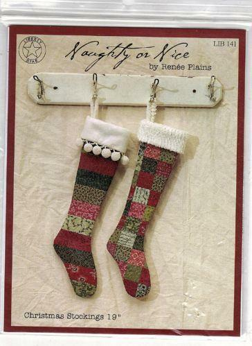 Knit Christmas Stocking Kits