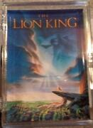 Lion King Cards