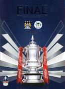 FA Cup Final Program