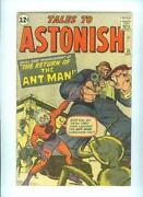 Tales to Astonish 35