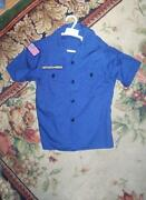 Boy Scout Shirt Small
