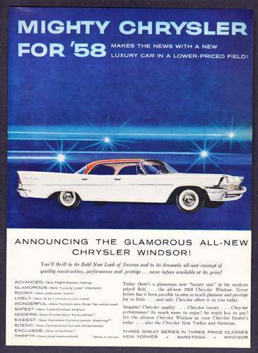 Chrysler windsor ebay publicscrutiny Choice Image