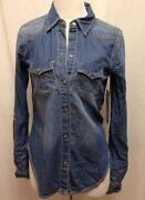 Women Jean Denim Shirt