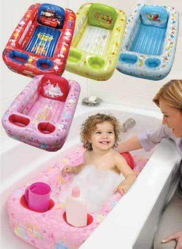 inflatable baby bathtub ebay. Black Bedroom Furniture Sets. Home Design Ideas