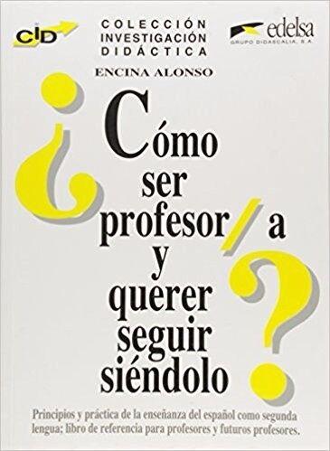 Como ser profesor - Spanish Book Best Seller - Very Good Conditions