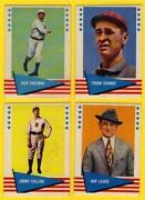 1961 Baseball Card Lot