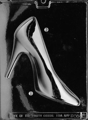 High Heel Candy Mold Ebay