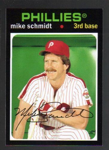 2012 Topps Mike Schmidt Ebay