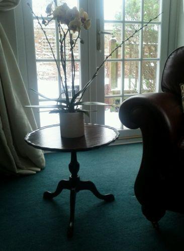 Pedestal Side Table Ebay