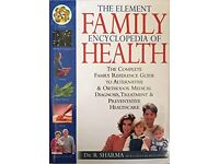 *** FREE ***The Element Family Encyclopaedia of Health by Dr. R. Sharma