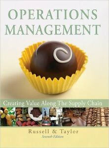 Operations Management 7th Edition