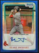 2011 Bowman Draft Auto