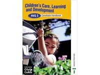 child care and health and social care