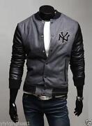 NY Baseball Jacket