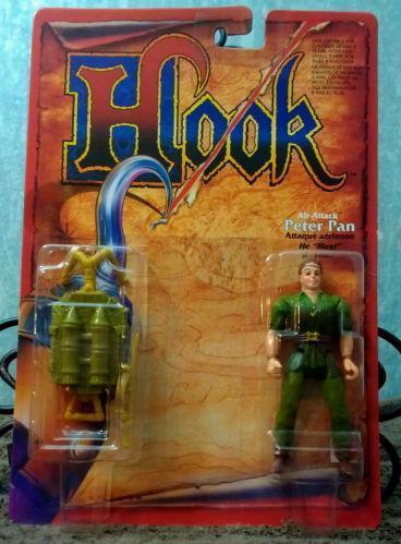 Peter Pan Action Figure Ebay