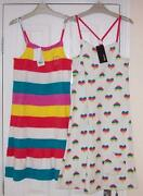 Girls Towelling Dress
