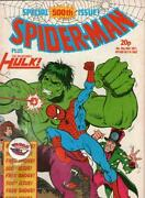 Spiderman Comics Weekly