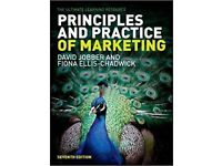 Principles and Practice of Marketing - Jobber 7th Edition
