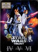 Star Wars IV DVD