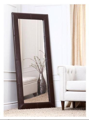 Black Floor Mirror Ebay
