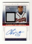 Chipper Jones Auto