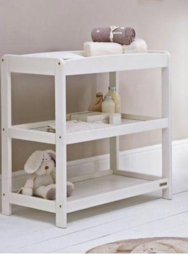 unit dressers and table changing baby mc classic nursery lulworth large dw furniture mothercare units white