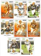 Football Numbered Card Lot