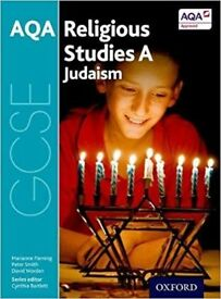 AQA - GCSE Religious Studies A - Judaism (AQA Approved)