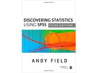 Book - Discovering Statistics Using SPSS