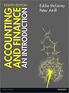 Accounting and Finance: An Introduction 8th edition (8th Edition