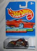Hot Wheels Treasure Hunt Scorchin Scooter