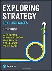 Exploring Strategy 11th Edition