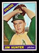 Jim Catfish Hunter