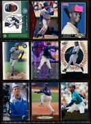 Ken Griffey Jr Baseball Card Lot