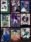 Ken Griffey Jr Baseball Card Lot